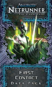 Android : Netrunner : Lunar Cycle - First Contact